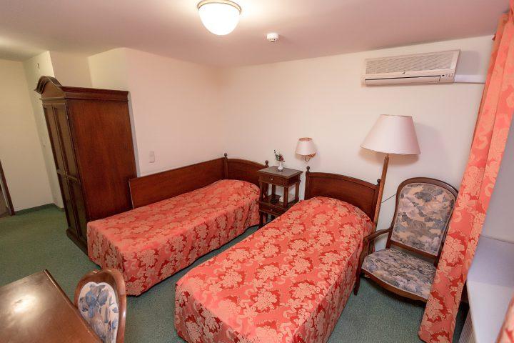 Стандарт 1-комнатный, 2-местный с кондиционером