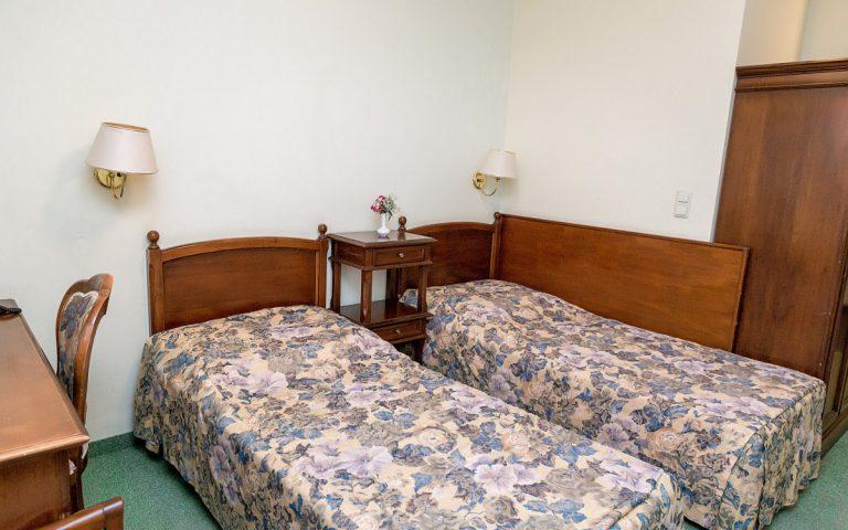 Стандарт 1-комнатный, 2-местный