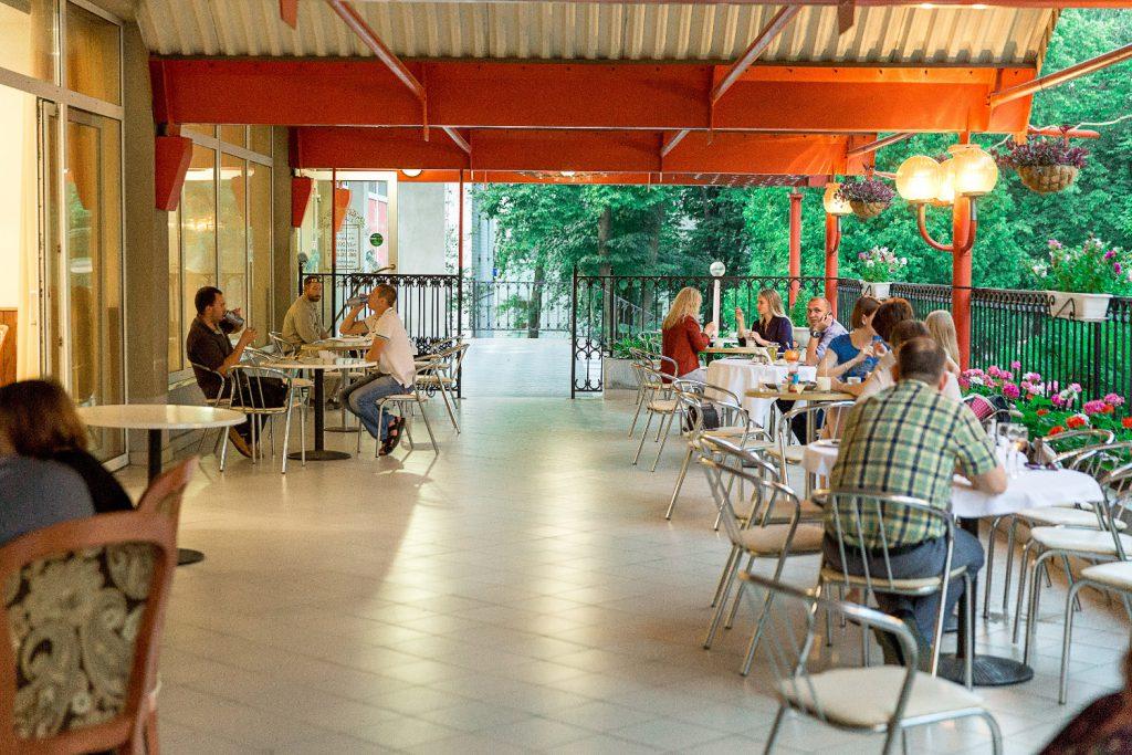 Foto-Кафе - летняя площадка