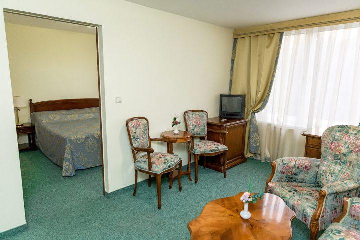 Люкс 2-комнатный, 1-местный