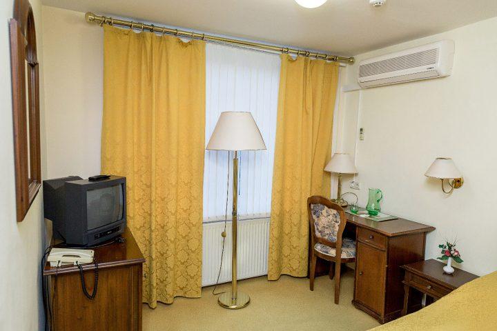 Стандарт 1-комнатный, 1-местный с кондиционером