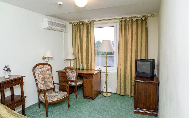 1-комнатный, 1-местный улучшенной планировки